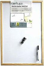 CPC Tableau magnétique 40x60 Blanc
