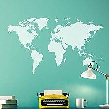 CraftStar Pochoir carte du monde – Pochoir