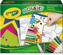 Crayola - jeux de mosaiques