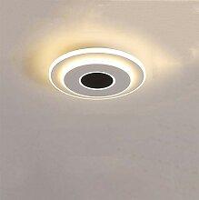 Créatif moderne LED plafonnier lampe de