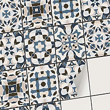 creatisto Stickers carrelage adhésif - Salle de