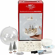Creativ Company 52127 Boule de Noël ornementale
