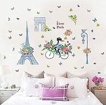 Creative Amour Romantique à Paris Fleurs Fille