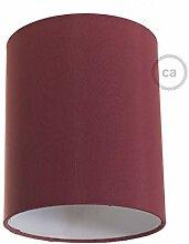 creative cables Abat-Jour cylindrique en Tissu