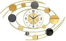 Creative Metal Lilky Way Horloge murale Creative