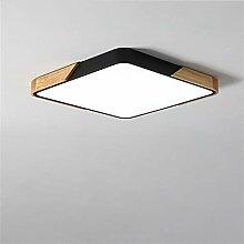 Creative Simple Moderne LED Plafonnier Plafonnier