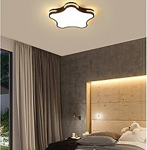 Creative Star Chambre Lampe LED Plafonnier Chaud