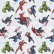 Cretonne Tissu sous licence Avengers | Marvel –