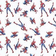 Cretonne Tissu sous licence Spiderman | Marvel –