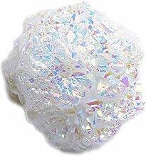 Cristal Blanc Naturel Ange Aura Quartz Cluster