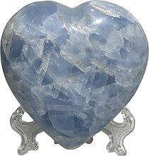 Cristal Crystal Naturel Celestit Celestite Quartz