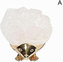 Cristal Naturel 1 pcs pierres naturelles hérisson