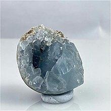 Cristal Naturel 75. 0gnatural Crystal, Sky Blue