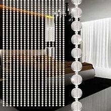 Cristal Verre Rideau Perle Luxe Salon Chambre