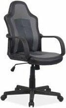 Cruzio - fauteuil pivotant style moderne bureau -