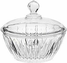 Crystaljulia - Bonbonnière Cristal Transparent -