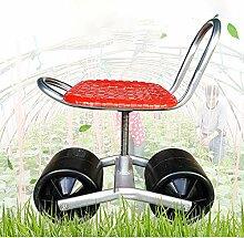 CRZJ Chariot de Jardin en Fer Ferme Outil de