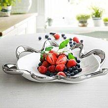 cssd Moderne Céramique Plaque de Fruits