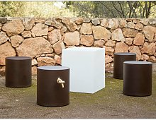 Cube lumineux 53cm outdoor lumière froide -