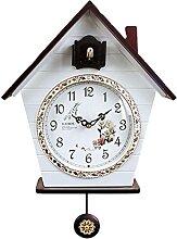 Cuckoo Horloge, Design Simple Moderne, des Voix
