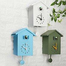 Cuckoo – horloge murale moderne suspendue avec