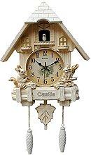 Cuckoo Horloge, rétro horloges Musical Noire