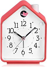 Cuckoo Horloge, Voices d'oiseau Naturel ou