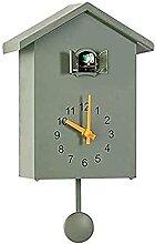 Cuco Clock Coucou À Balancier, Horloge Murale,