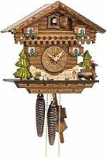 Cuco Clock Horloge à Coucou Forester Mouvement à