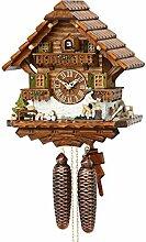 Cuco Clock Horloge à Coucou Holzfäller,