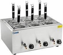 Cuiseur à Pâtes Pro 6 Passoires Rcnk-6 50 7 X 60