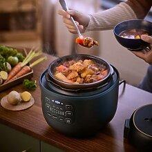 Cuiseur à riz électrique domestique, 220V, 2L,