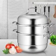 Cuiseur à vapeur, cuiseur à soupe domestique à