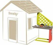 Cuisine d'été pour cabane enfant - smoby
