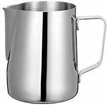 Cuisine en acier inoxydable mousser le lait Jug