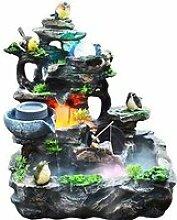 Cuisine Maison Fontaines d'intérieur Accueil