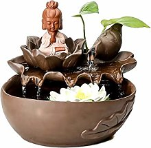 Cuisine Maison Fontaines d'intérieur Bouddha