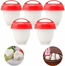 Cuit Oeufs Silicone Pocheuse Oeuf Cuisson Egg