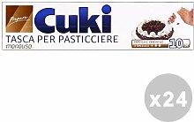 Cuki Set 24 Pochette pour