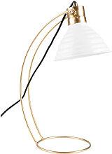 Curly - Lampe à poser design en métal
