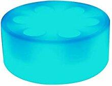 Cuvette de glace Plastique lumineux en plastique