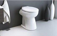 Cuvette WC sanibroyeur monobloc - WATERMATIC -