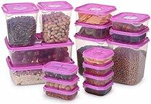 Cxssxling 17 Pièces Boîtes Alimentaires Lot de