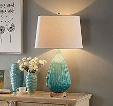 CYLYFFSFC Lampe de Table en céramique Chambre