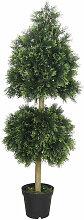Cyprès Thuya Conifere Plante Arbre Artificielle