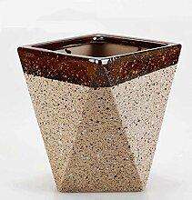 CYQ Nordique Simple Pot De Fleur en Céramique