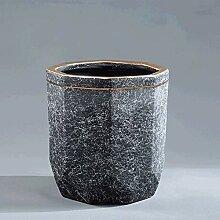 CYQ Pot de Fleur en céramique Minimaliste Moderne