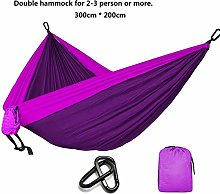 CZLSD Hamac De Camping Parachute, Mobilier