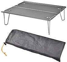 CZYNB Table de camping, pique-nique, barbecue,