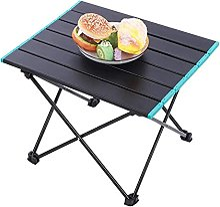 CZYNB Table de camping pliable portable en alliage